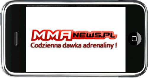 MMAnews.pl pod Iphone'a !