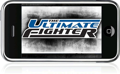 'The Ultimate Fighter' na twojej komórce.