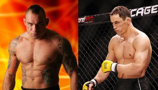 Przegląd. Marius Zaromskis vs. Evangelista 'Cyborg' Santos na Strikeforce Los Angeles.