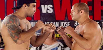 Strikeforce Emelianenko vs. Werdum – wypłaty
