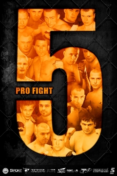 Przed galą: Pro Fight 5.