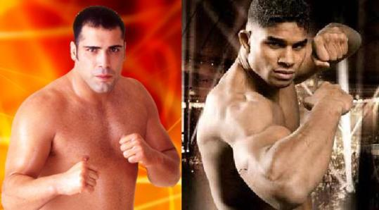 Alistair Overeem vs. Ricco Rodriguez na DREAM 15