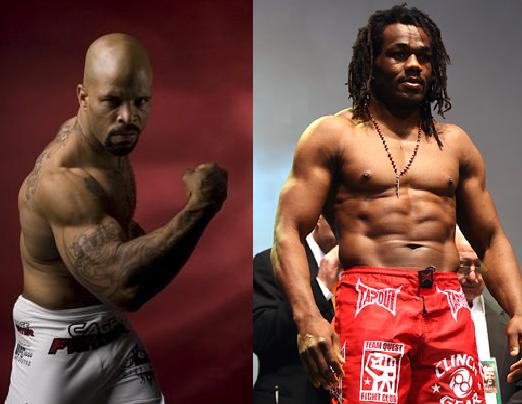 Houston Alexander vs. Rameau Thierry Sokoudjou na Shark Fights 13