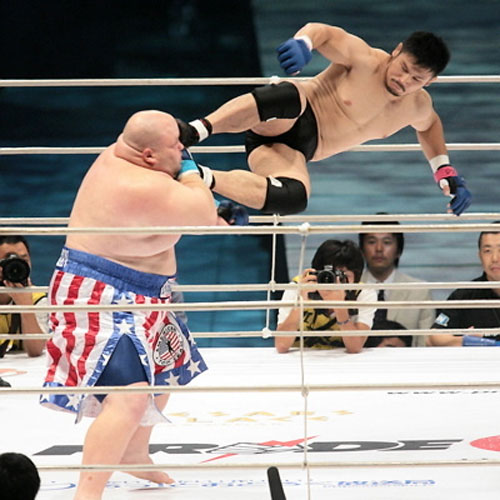 Minowaman vs Ishii na Dream 16