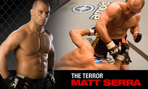Matt Serra vs. Chris Lytle na UFC 119