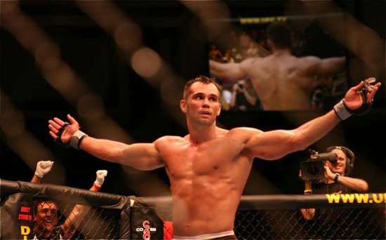 Rich Franklin vs. Wanderlei Silva na UFC 147