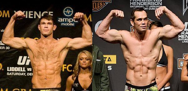 Rich Franklin vs. Forest Griffin na UFC 127