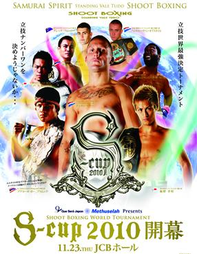 Shootboxing S-Cup 2010 – wyniki