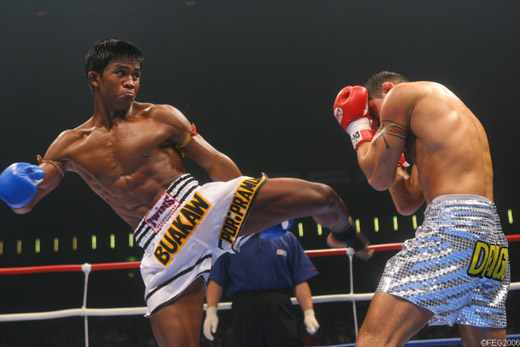 Buakaw na Soul of Fight