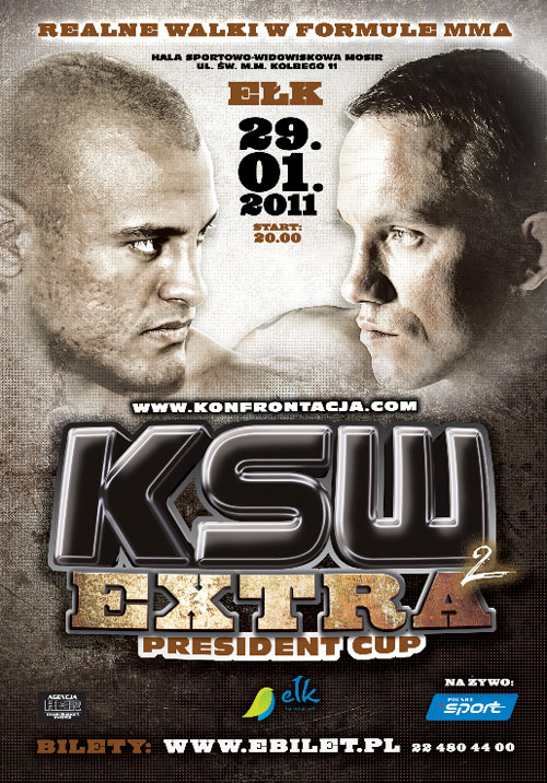 KSW Extra 2 – President Cup
