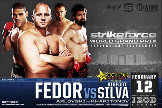 Strikeforce: Fedor vs. Silva – wywiady po gali