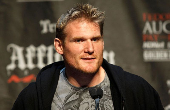 Josh Barnett ma zielone światło na Grand Prix Strikeforce