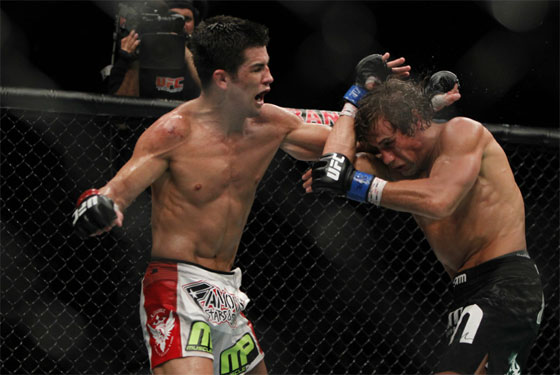 Dominick Cruz vs. Demetrious Johnson na UFC on Versus 6