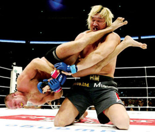 Fedor vs. Ishii walką wieczoru gali DREAM: New Year! 2011