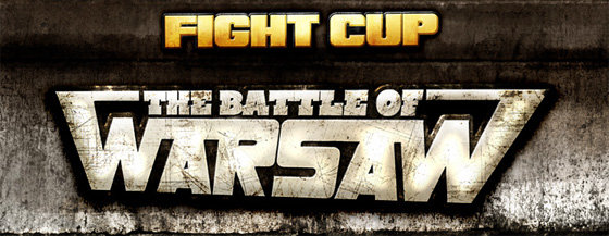 Fight Cup: Battle of Warsaw – aktualna rozpiska