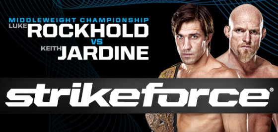 Strikeforce: Rockhold vs. Jardine – wyniki