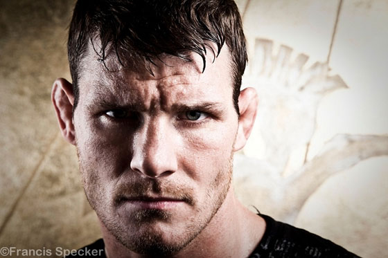 Michael Bisping vs. Tim Boetsch na UFC 148