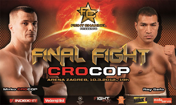 "MMAnews na ""Cro Cop's Final Fight"" w Chorwacji"