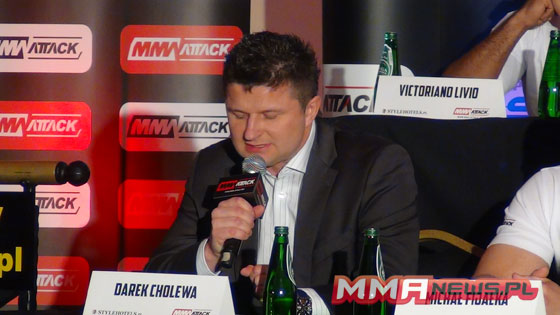 """MMA Attack odkrywa """"karty"""""""