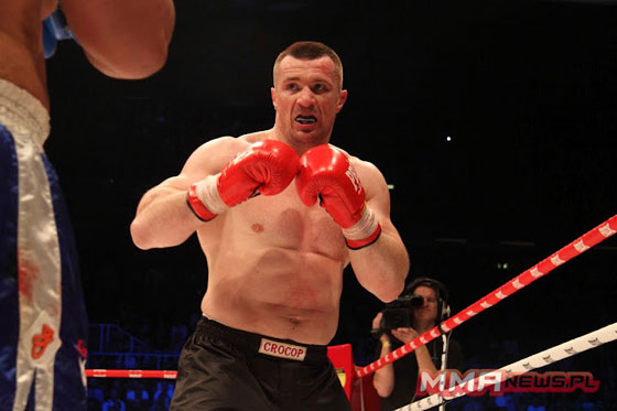 Mirko Cro Cop w K-1 Madrid – video z walki