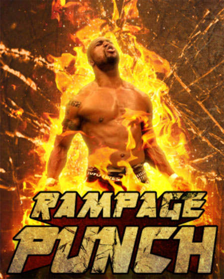 "MMA Apps: ""Rampage Punch"""