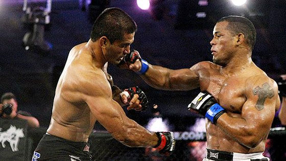 Palhares vs. Lombard na UFC on FX 6