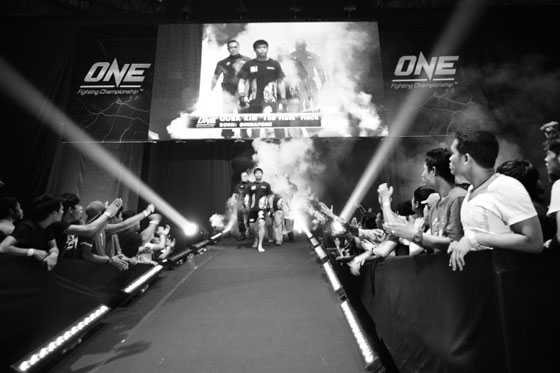 ONE FC 5: Pride of a Nation – wyniki