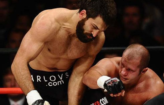 """Andrei Arlovski vs. Devin Cole"" na World Series of Fighting"