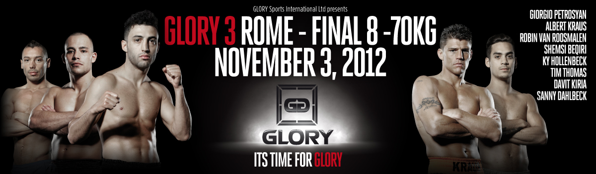 GLORY World Series Final 8 już w grudniu!
