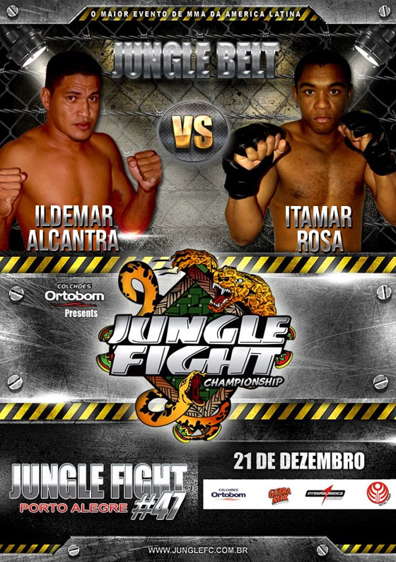 Jungle Fight 47 – video z walk