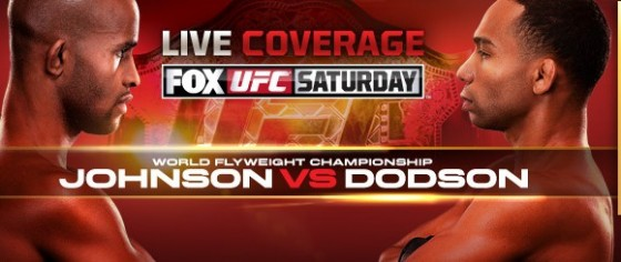 UFC on FOX 6 – wyniki