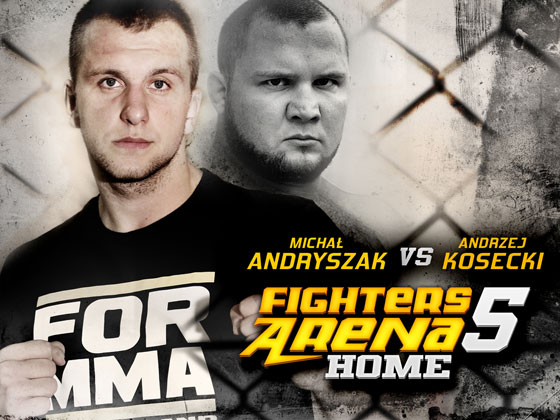 Fighters Arena 5 – wyniki