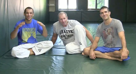 Gracie Breakdown po UFC on FX 7