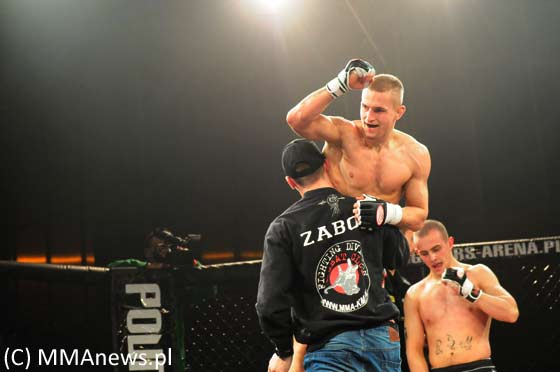 Marcin Wrzosek po Fighters Arena 7 – video