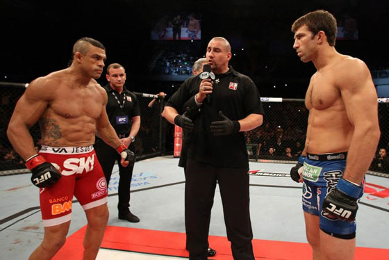 "Wyniki UFC on FX 8: ""Belfort vs. Rockhold"""