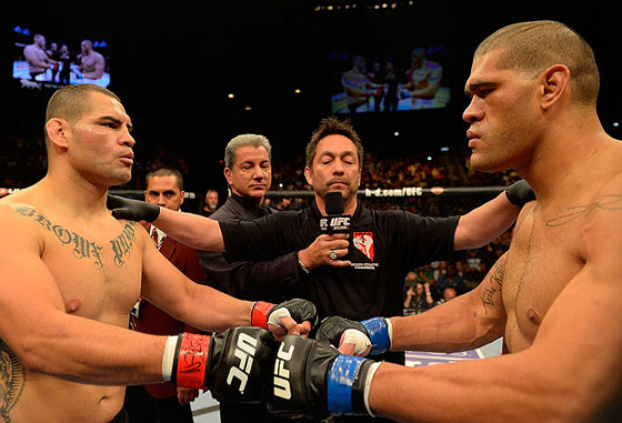 "Wyniki UFC 160: ""Velasquez vs. Bigfoot 2"""