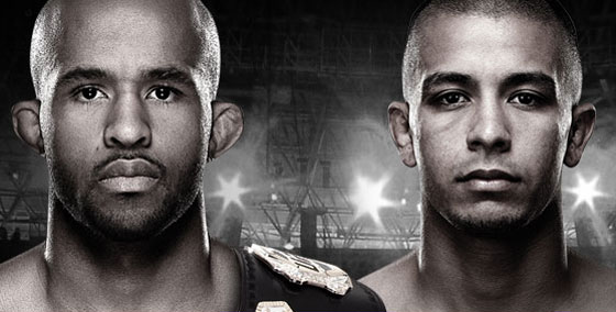 "UFC on FOX 8: ""Johnson vs. Moraga"" – wyniki"