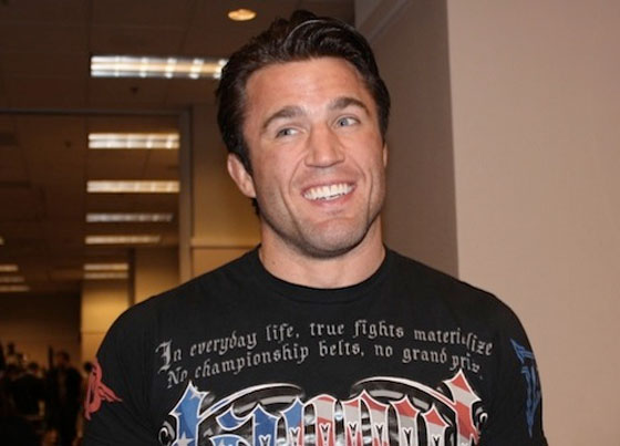 "Chael Sonnen: ""Shogun to legenda MMA."""