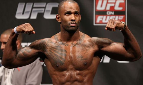 Jimi Manuwa vs. Ryan Jimmo na angielskim UFC Fight Night 30