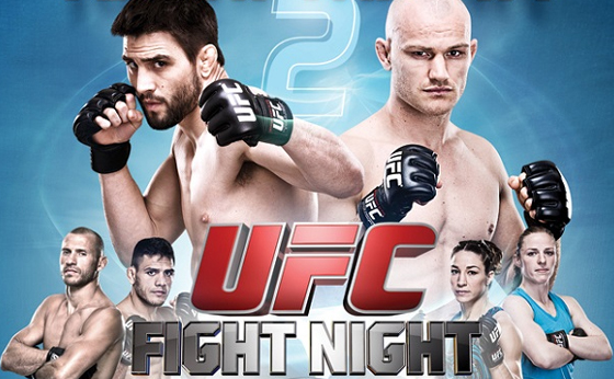 UFC Fight Night 27: Condit vs. Kampmann 2 – wyniki