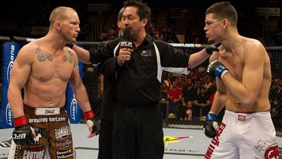 Diaz vs. Maynard, Ebersole vs. Story i Hunt vs. Bigfoot