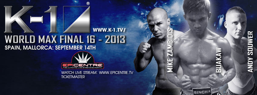 K-1 World Max 2013 Final 16 – wyniki