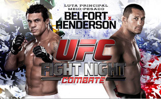 UFC Fight Night: Belfort vs. Henderson – wyniki