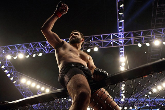 Andrei Arlovski wygrywa na Fight Nights: Battle in Minsk (+gif)