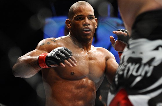 Hector Lombard vs. Jake Shields na marcowym UFC 171