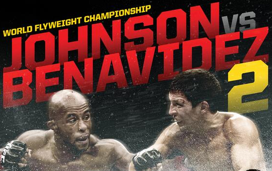UFC on FOX 9: Johnson vs. Benavidez 2 – wyniki