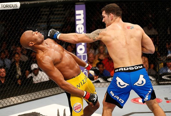 Countdown do UFC 168 (+video)