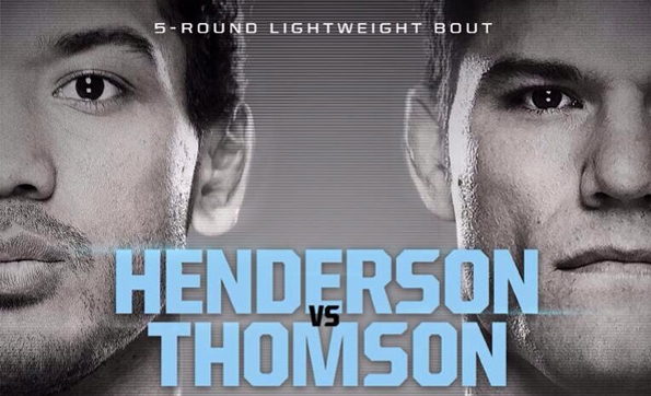 UFC on FOX 10: Henderson vs. Thomson – wyniki