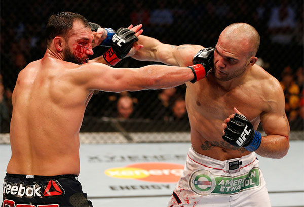 "Wyniki UFC 171: ""Hendricks vs. Lawler"""
