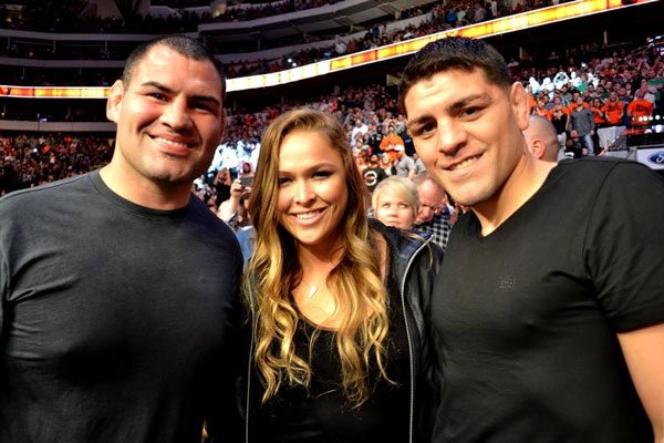 Nick Diaz gotowy na powrót do oktagonu (+video)